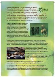 posters u0026 brochures ceeweb for biodiversity