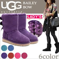 ugg womens boots bailey bow whats up sports rakuten global market ugg ugg bailey bow boots