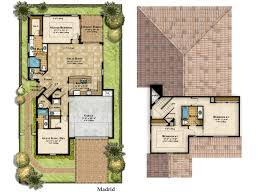 Single Storey Floor Plans by Two Bedroom Single Story House Plans Single Story House Plans