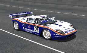 rothmans porsche logo rothmans ford gt gt3 by bruce funderburg trading paints