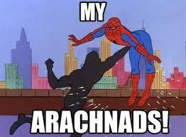 Spiderman Funny Meme - 20 hilarious 60s spiderman memes smosh