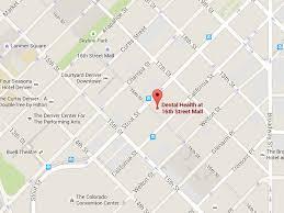 dental health at 16th mall downtown denver dentist