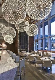 Toronto Chandeliers Dandelion Chandeliers Restaurant In Toronto Canada