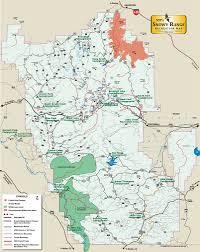 Platte River Map Snowy Range Sierra Madre Mountain Range And Pole Mountain