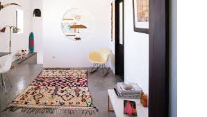 styling with azilal rugs moroccan souk finds u2013 style files