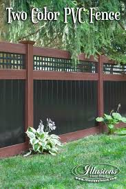 Backyard Fence Ideas Pictures 17 Fence Ideas That Add Curb Appeal To Your Home Illusions Vinyl