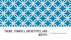 archetypal themes list theme symbols archetypes and motifs ppt download