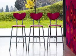 Designer Bar Stools Kitchen by Sophisticated Contemporary Bar Stools