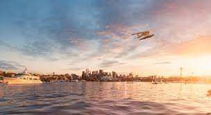 Seattle Tourist Map by South Lake Union Visit Seattle