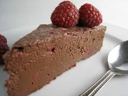 Chocolate Raspberry Recipes Flourless Vegan Chocolate Raspberry Mousse Veganbaking Net
