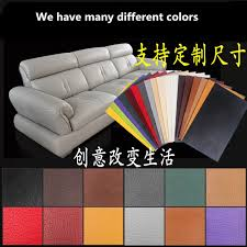 self adhesive leather patch 3psc repair leather sticker patch self adhesive for sofa seat