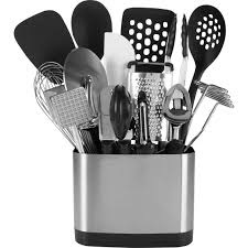 modern kitchen utensils gadgets oxo good grips 15 pc everyday kitchen tool set mixing bowls