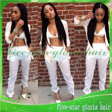long black hair with part in the middle middle part rihanna long black silky straight lace front wig silk