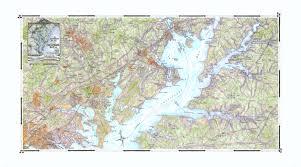 Chesapeake Bay Map Coastal Art Maps Launches Elegant Maps Of The Chesapeake Bay Area