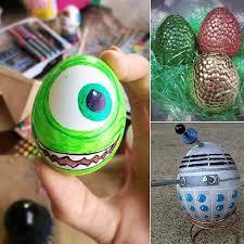 Easter Egg Door Decorations by 37 Best Easter Eggs Images On Pinterest Easter Ideas Egg