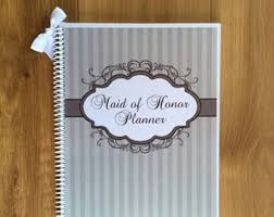 of honor planner of honor planner etsy