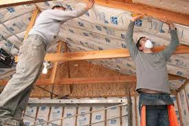 Ceiling Insulation Types by Insulation Never Easier Wood Magazine