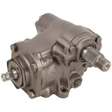 mercedes benz 560sel power steering gear box parts view online