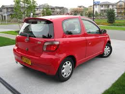 toyota vitz 2001 sunroof manual youtube