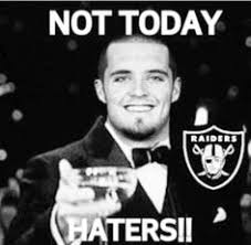 Raider Nation Memes - raider nation black is our happy color rn4l raiders