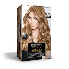 bronde hair home coloring ultra luminous ultra glamorous quick easy highlights application