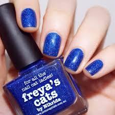 nail escapades picture polish freya u0027s cats snowflake nail art