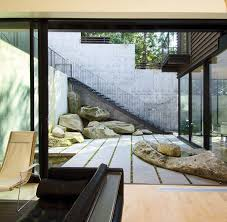 courtyard home designs architecture mercer island courtyard house home designs with