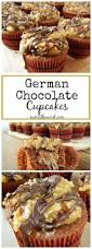 these german chocolate cupcakes are a favorite of ours easy to