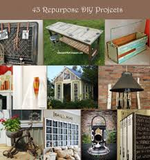repurposed home decorating ideas diy recycle old picture frames