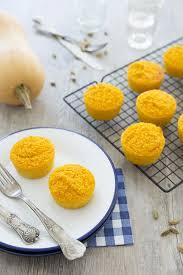 cuisiner courge butternut petits flans de semoule à la cardamome et courge butternut
