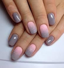 nail art 2378 best nail art designs gallery pink nails gray