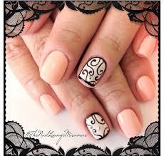 top 25 best tan nail designs ideas on pinterest dark nail