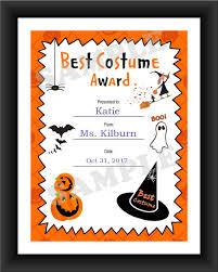 print your own halloween mask halloween best costume kids certificate halloween costume pdf