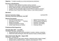 pharmacy technician resume templates free and pharmacist resume
