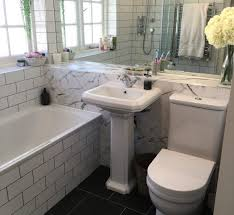 how to make the most of a small bathroom yes please