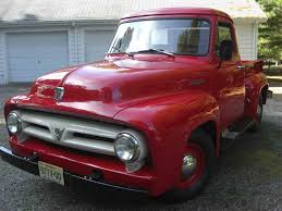 1953 ford f100 for sale classiccars com cc 1034892