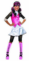 Premium Quality Halloween Costumes Amazon Monster Draculaura Costume Small Toys U0026 Games