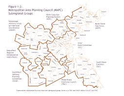 Boston Metro Area Map by Draft Ffy 2015 Upwp