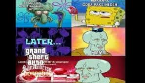 Meme Spongebob Indonesia - loadscreen meme spongebob gtaind mod gta indonesia