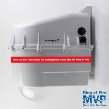 dotworkz d3 ring of fire de icing camera enclosure ip68 with mvp