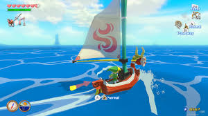 Wind Waker Map The Legend Of Zelda The Wind Waker Hd Review Review Nintendo
