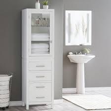 Linen Cabinets Bathroom Fabulous Bathroom Linen Cabinets Ikea White Bathroom