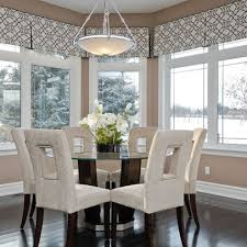 window treatments for kitchens kitchen bay window treatments home design ideas