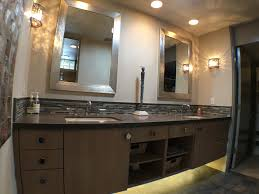 Building Bathroom Vanity by Bathroom Storage Ideas Portland Seattle Devine Bath