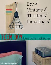 Teen Boys Bedroom Teen Boy Bedroom Makeover Part One Fox Hollow Cottage