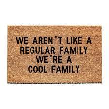 doormat funny cool family doormat funny doormat funny door mat