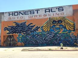 oakland struggles to keep pace with changing graffiti culture across the street from michael herling s business in west oakland is the cool art
