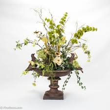 Fake Plants For Home Decor Decorating Nature Inspired Of Artificial Flower Arrangements