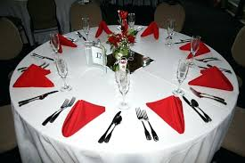 red and silver christmas table settings red and white table settings table setting holiday inspiration photo