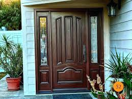 front doors with side lights entry doors with sidelights wood front doors with side lights and